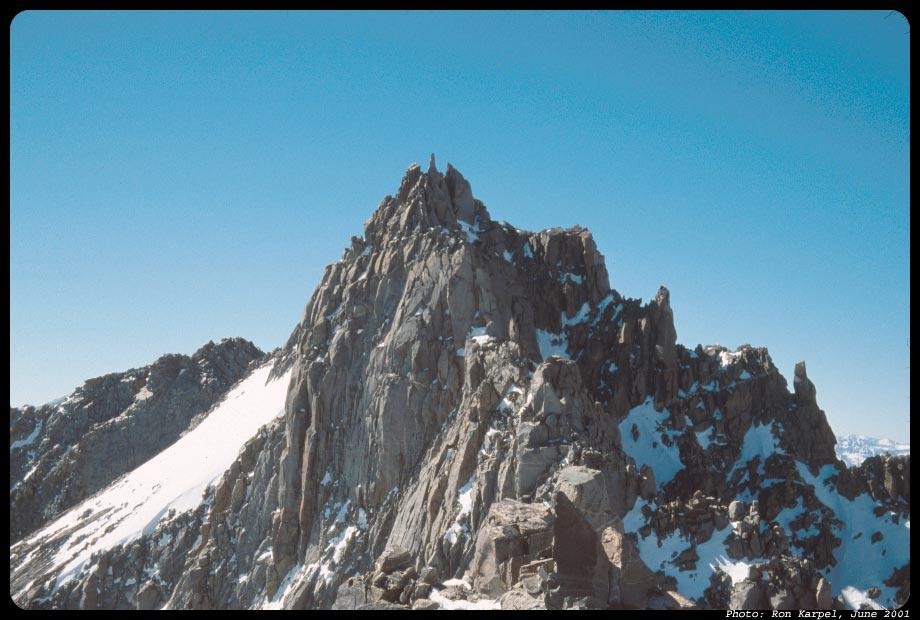 Peak Discovered!